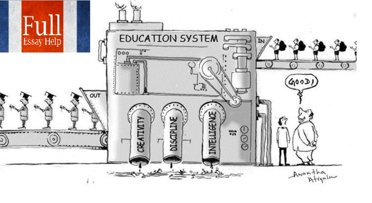 Five problems in education system
